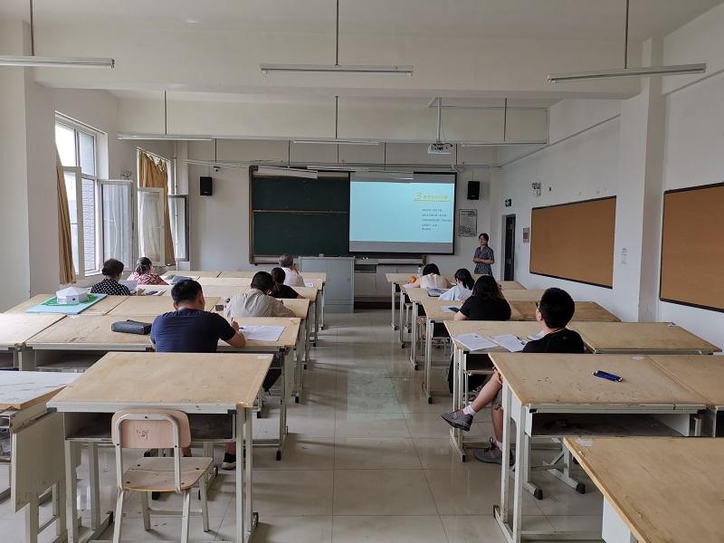 建筑与规划学院完成2020年春季学期新进教师考核工作1