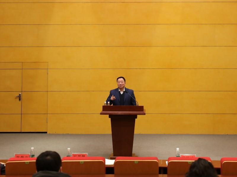 2已发-学校新闻-党群-学校召开中层干部会议部署迎评工作 (2)
