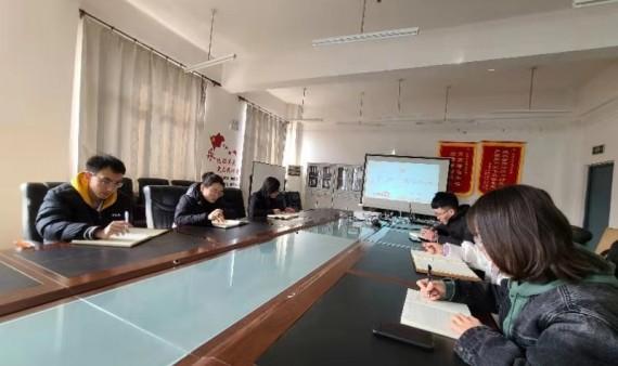 建筑与规划学院召开学生日常管理工作专项会议