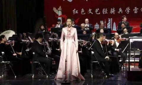 学校举办高雅艺术进校园之交响音乐会