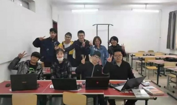 机械工程学院3D空间俱乐部社团开展三维建模交流活动