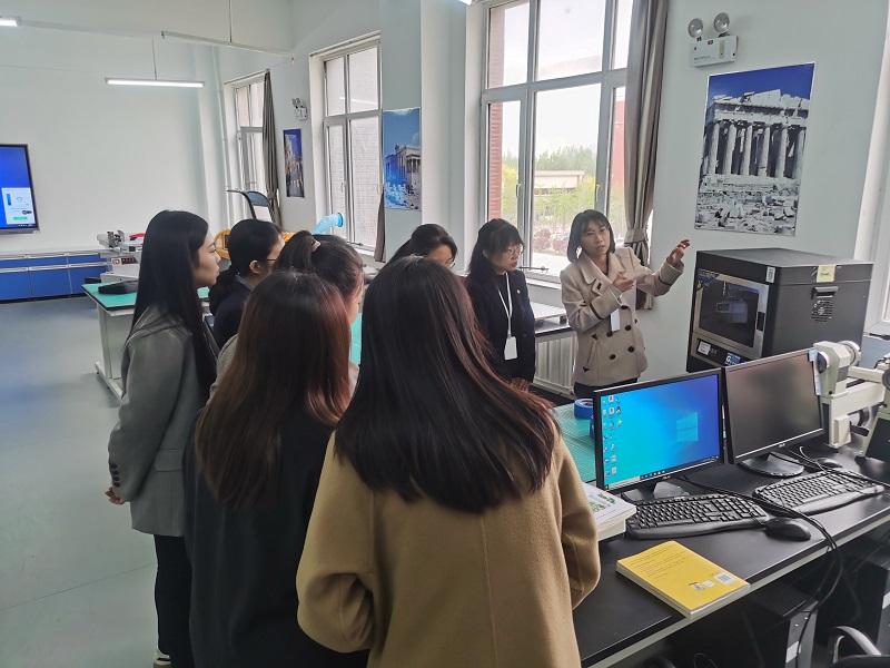 7、建筑与规划学院实验中心开展实验室开放交流活动 (2)