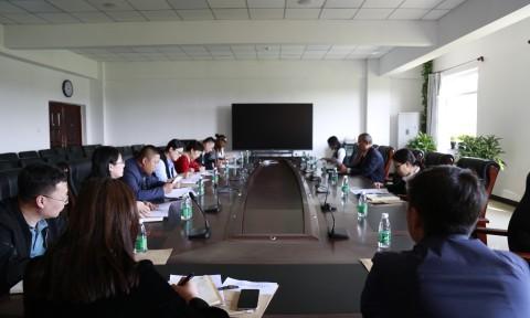 中国福彩app官方下载召开落实教育改革评价工作会议