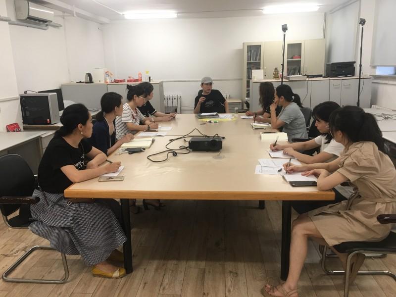 7、建筑与规划学院赴辽宁省建筑设计研究院有限责任公司开展调研 (2)