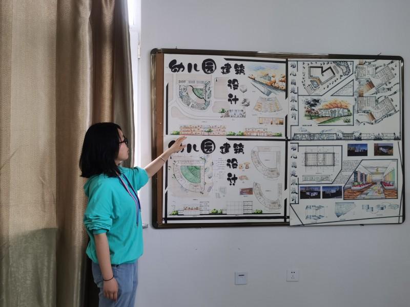 建筑与规划学院开展联合评图交流会 (8)