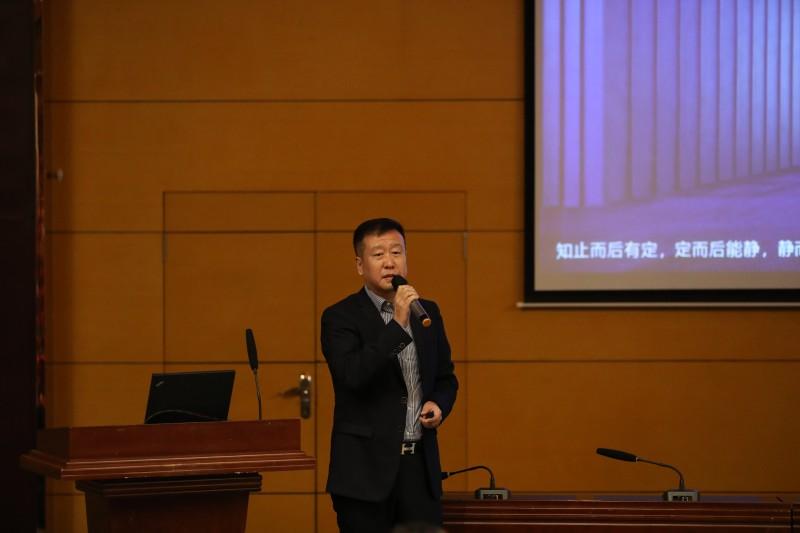 """沈阳城市建设学院举办""""照明设计""""订单班宣讲会6"""